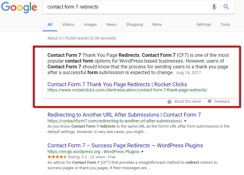 Tips for Getting the Featured Snippet From Google   Rocket