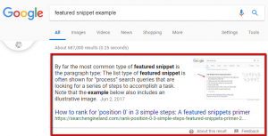 Google SERP Features and SEO