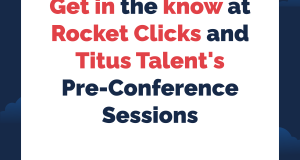 We joined forces with Titus Talent Strategies… and you do NOT want to miss it!