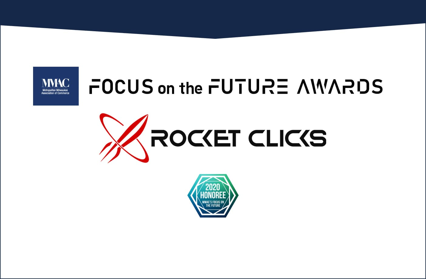 Rocket Clicks Named 2020 Focus on the Future Honoree