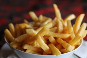 Leadership & French Fries
